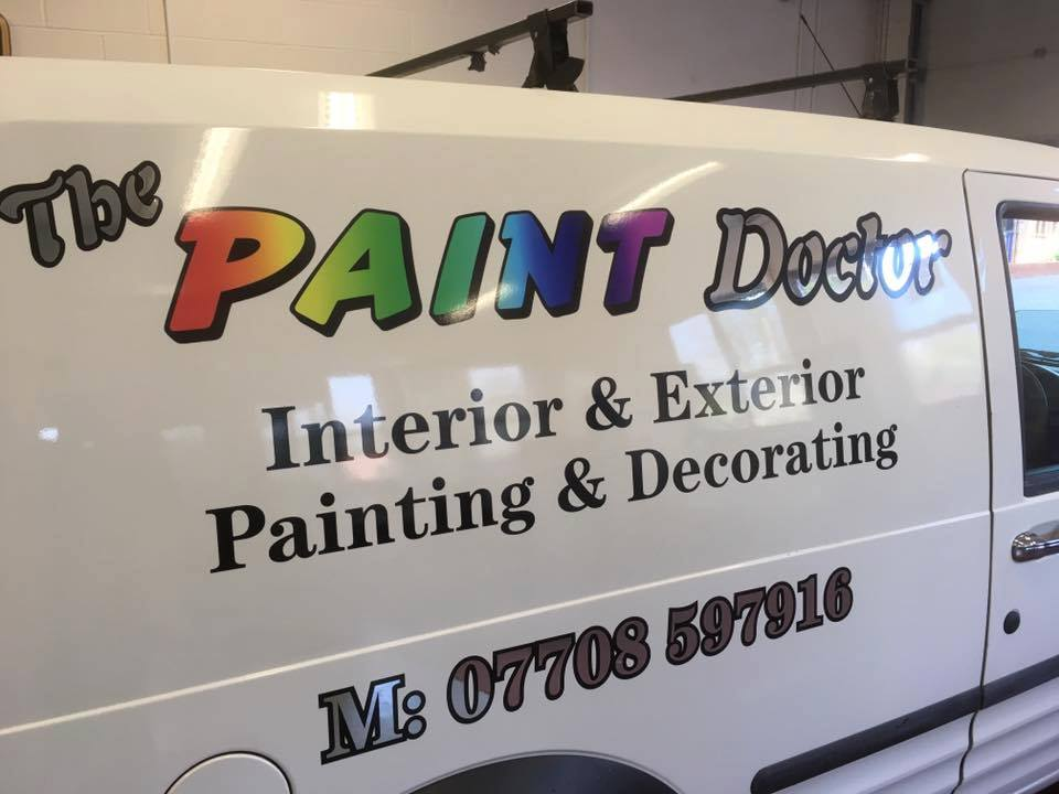 daventry van graphics